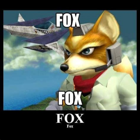 Star Fox Meme - star fox meme