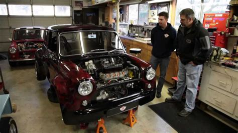 jet motors custom classic mini cooper youtube