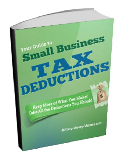 home business tax deductions keep what you earn books small business tax deductions