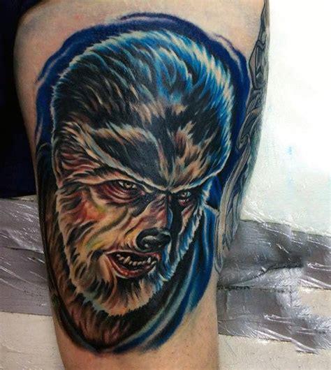werewolf tattoo designs for men 80 designs for moon folklore