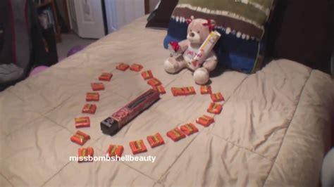 valentines day surprises valentines day on my boyfriend