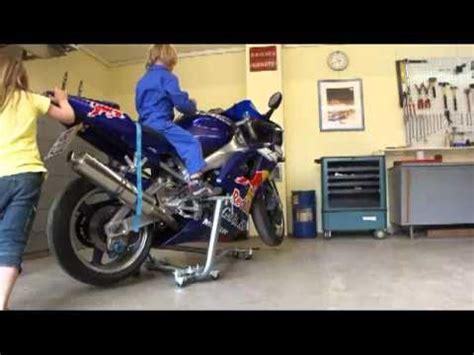 Motorrad Rangierhilfe Youtube by Motorradheber Motorbike Lifter Sport Von Becker Technik