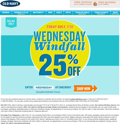 old navy coupons sept 2015 old navy coupons 25 off online today at old navy via
