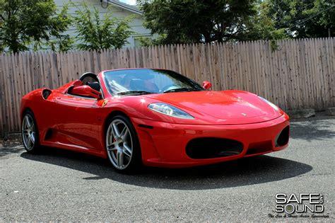 ferrari custom 2005 ferrari f430 spider custom car stereo install safe