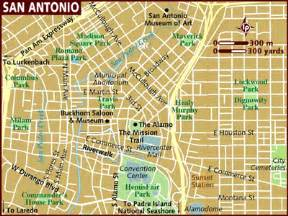 san antonio city map city maps perry casta 241 eda map collection ut