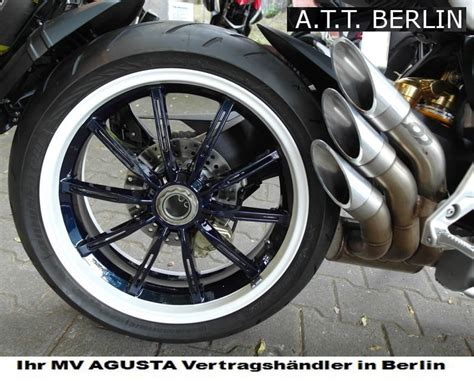 Motorrad Tank Zweifarbig Lackieren by Umgebautes Motorrad Mv Agusta Brutale 800 Dragster A T