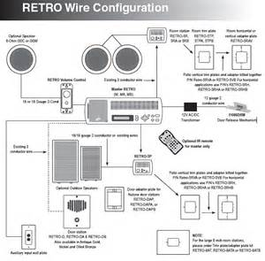 3 wire intercom systems wiring diagram intercom telephone wires wiring diagrams