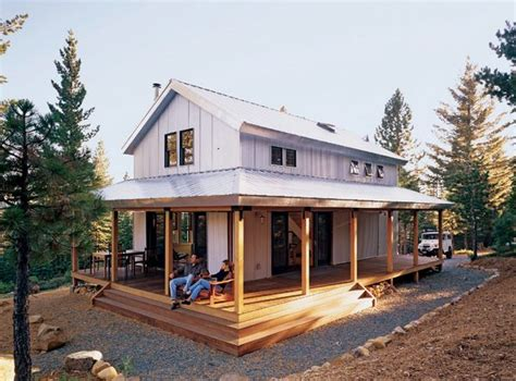 Small House Plans With Wrap Around Porch by Farmhouse With Wrap Around Porch David Wright Architect