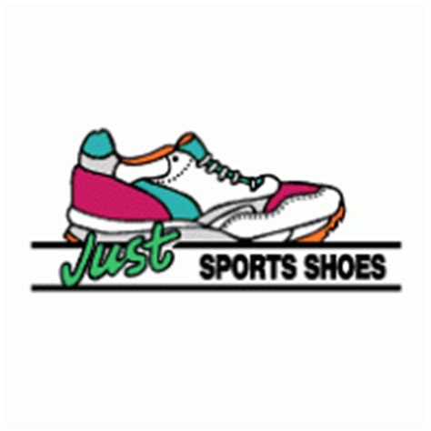 sports shoes brands logos just sport shoes brands of the world vector