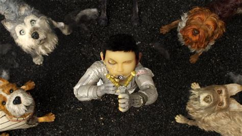 isle of dogs wes s isle of dogs trailer cnet