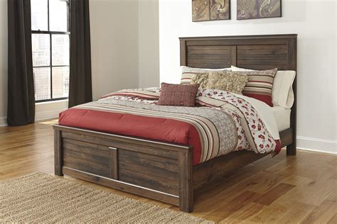 Quinden Bedroom Set by Furniture Quinden Panel Bed The Home