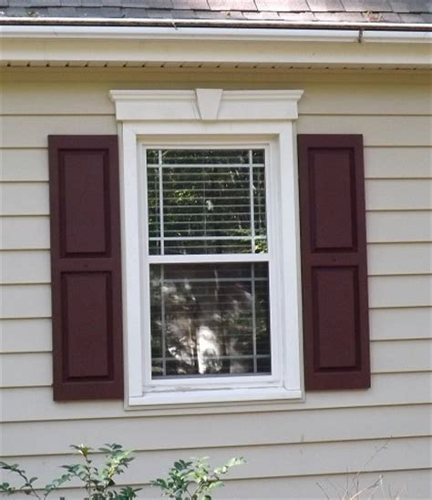 Painting Vinyl Shutters by Biddle Bits How To Paint Vinyl Shutters