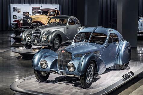 Auto Museum by Petersen Automotive Museum Renovation Hypebeast