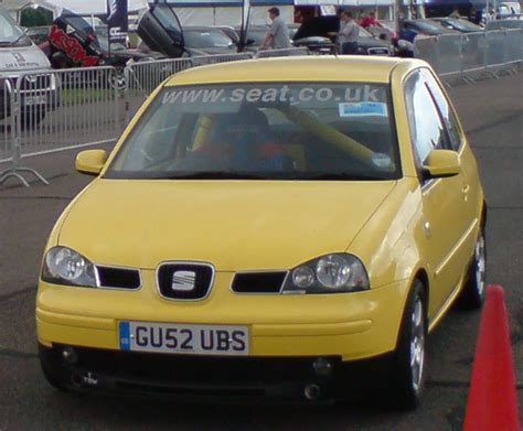 seat arosa review and photos