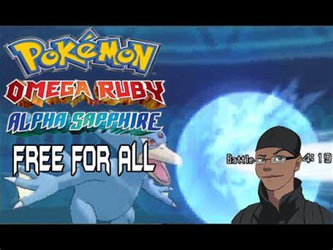Free For All by Oras Free For All Kaioken Vs Poledoo Vs Neptune Vs