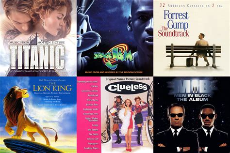 soundtracks best the 10 best soundtracks of the 90 s