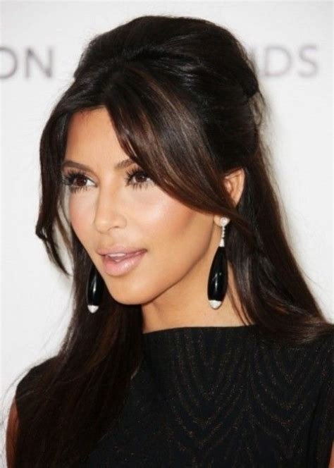 down hairstyles with fringe 25 best ideas about grown out bangs on pinterest long