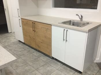 laundry bench tops laundry cabinets and bench top ex display never used