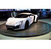 Lykan Hypersport Super Car  HD Wallpapers High