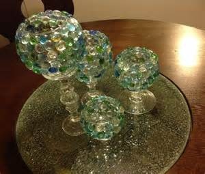 Dollar Tree Glass Vases by D I Y Glass Candle Vases Goodwill Dollar Tree