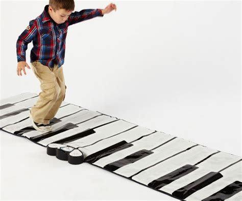 floor mat piano