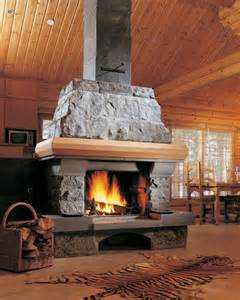 Soapstone Rock 34 Beautiful Stone Fireplaces That Rock