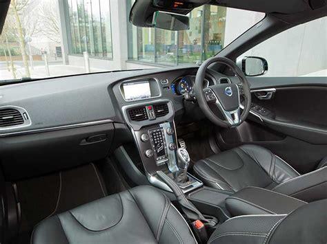 volvo v40 seats car review volvo v40 saga