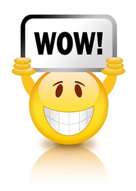 wow smiley   symbols & emoticons