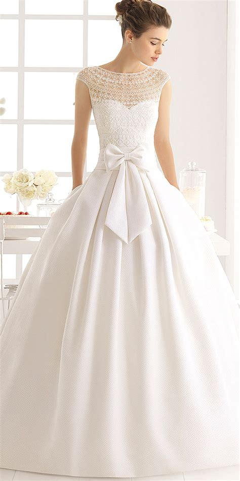 Simple Wedding Gown by Trubridal Wedding 18 Simple Wedding Dresses For