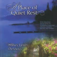 A Place Of Rest Journal How To Show Strength And Dignity Programs Revive Our Hearts