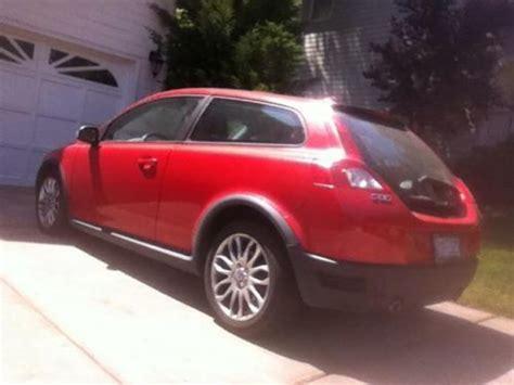 volvo c30 5 door for sale sell used 2008 volvo c30 t5 hatchback 2 door 2 5l in