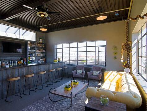 San Francisco & Los Angeles Interior Designer Portfolio Tasting room, Chesterfield sofa and