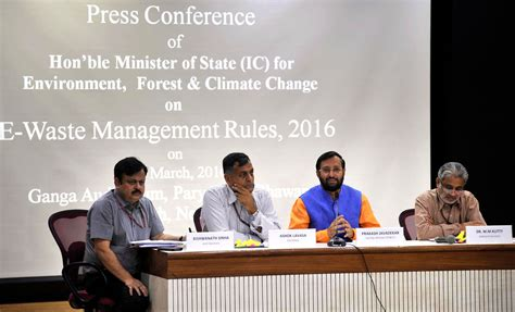 Gibs Mba Requirements by Environment Ministry Notifies E Waste Management