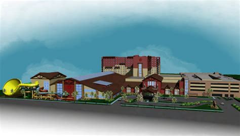 opening date announced officials predict great wolf lodge
