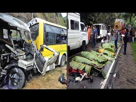 philippine bus crash kills 25 and injures 22 worldnews.com