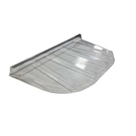 wellcraft 2060 polycarbonate window well cover 020600902