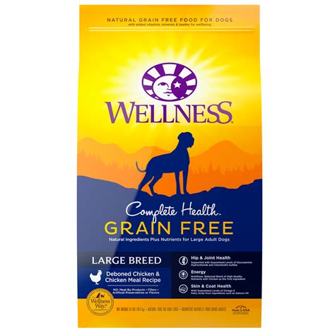 wellness large breed puppy food grain free large breed puppy food recipes food