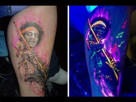 glow in the dark tattoo ink side effects 30 glow in the dark tattoos that ll make you turn out the