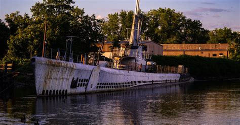 german u boat found in mississippi river a submarine is stuck in the muck in hackensack the new