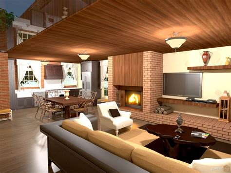 Kitchen Design Software Online casa no campo terrace ideas planner 5d
