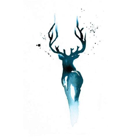small deer tattoo expecto patronum search gift t s