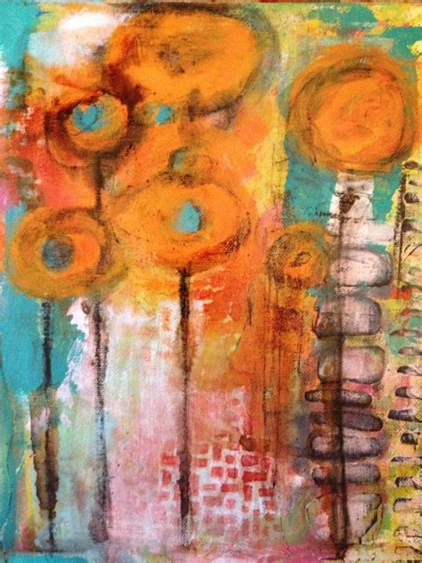 mixed media acrylic painting ideas 100 ideas to try about mixed media assemblages