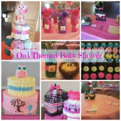 Owl Baby Shower Decorations Owl Themed Baby Shower Decorations And Diy Ideas
