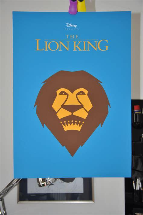 printable lion king poster the lion king movie poster excites the portfolio of