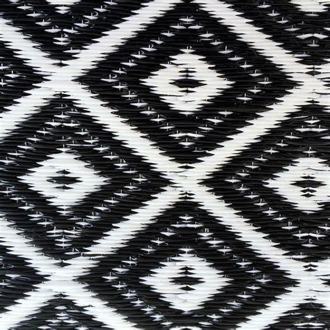 garten teppich garten im quadrat outdoor teppich arabien schwarz wei 223