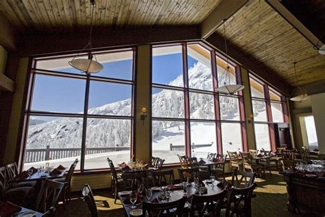 cliff house stowe ski lodge food the highs and lowdown on mountainside dining the ski guru blog