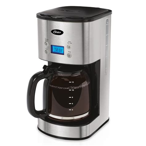 oster kitchen appliances oster 174 12 cup programmable coffee maker