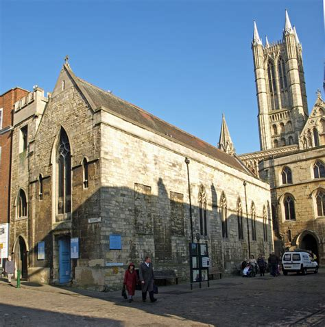 churches in lincoln st magdalene bailgate lincoln