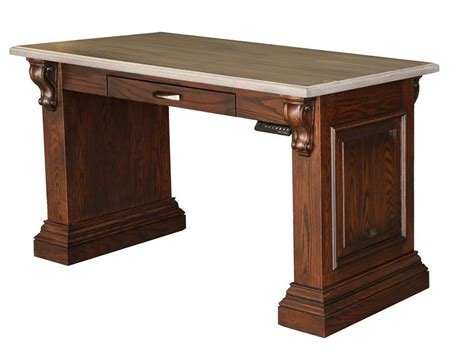 Bradford Stand Up Writing Desk From Dutchcrafters Amish Stand Up Writing Desk