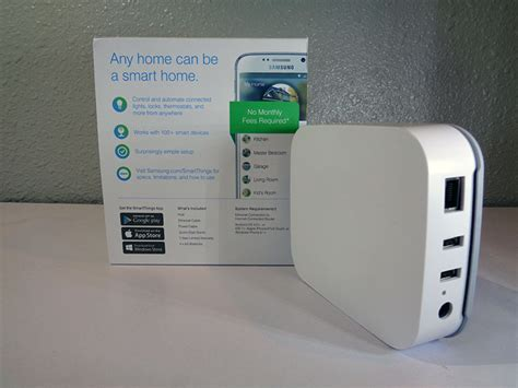 samsung smartthings hub review hometheaterhifi